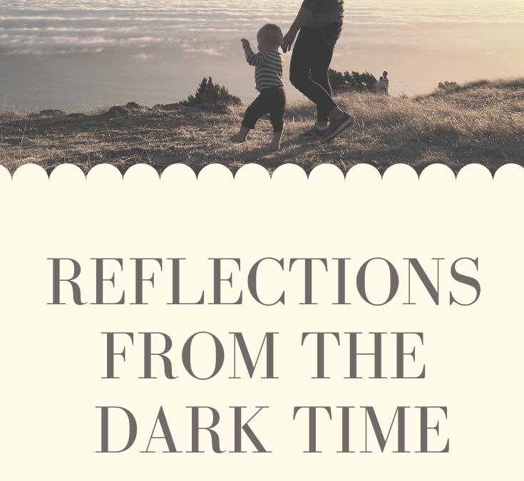 Reflections from the Dark Time